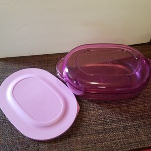 NEW TUPPERWARE MICROPLUS